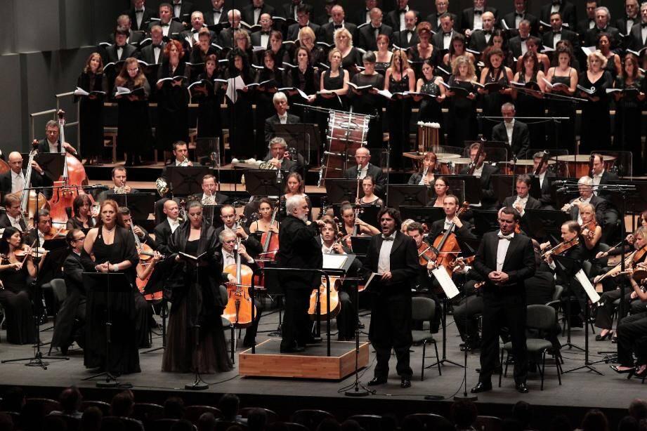 La saison du philharmonique a débuté, hier, de manière extraordinaire.