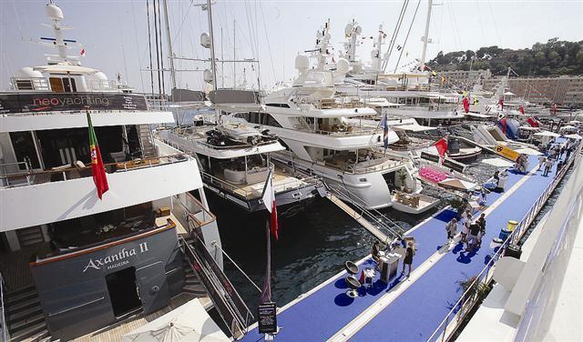 Durant quatre jours, la Principauté devient la capitale mondiale du yachting de luxe.