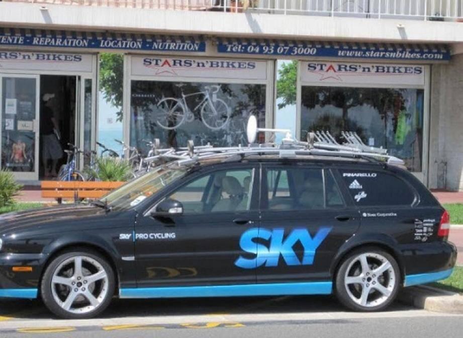 Des professionnels du cyclisme connaissaient l'adresse du magasin cagnois de cycles Stars'n'Bikes géré par Philippe Maire, considéré comme « l'un des meilleurs mécano de la région ».