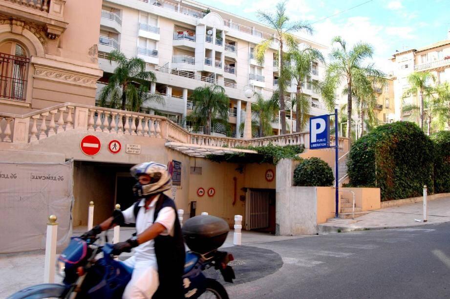 Le parking Libération repris dès le 1er novembre en Délégation de service public (DSP) par Vinci Park France.