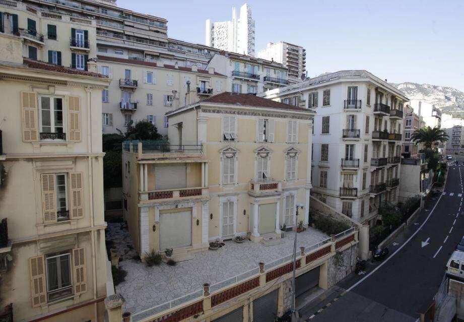 C'est au 5 boulevard Rainier-III, que la Villa Ida devrait prochainement être démolie. Mais aucune date n'a encore été fixée.