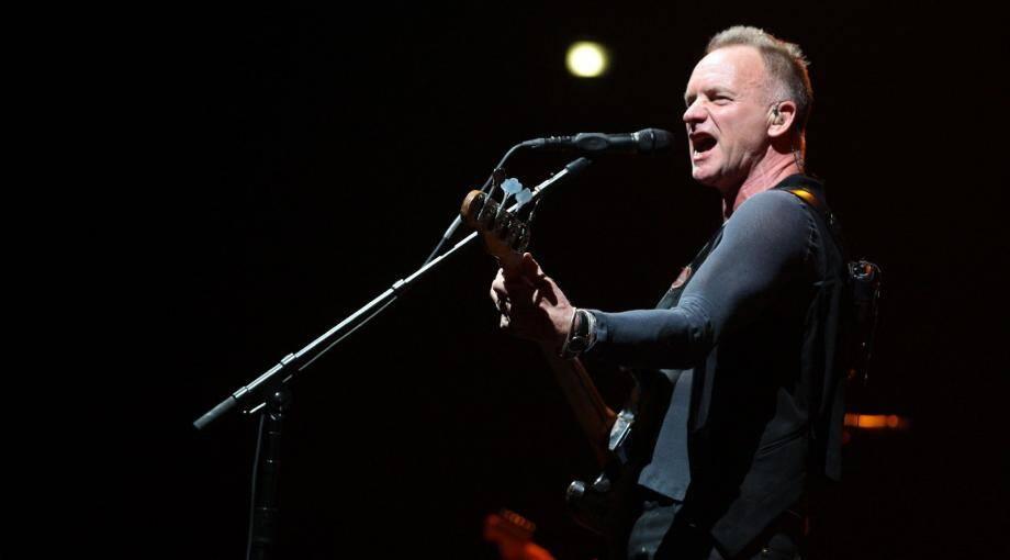 Sting a joué devant plus de 4 000 spectateurs. Et il n'a pas déçu. En reprenant les plus grands tubes de sa carrière.