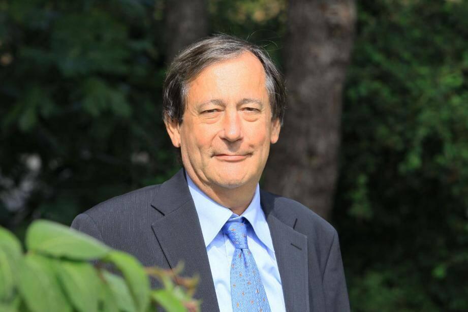 Jean-Noël Durvy, directeur de la Fondation Sophia-Antipolis et organisateur du forum.