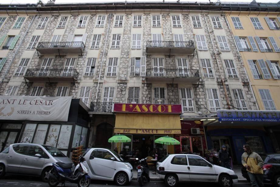 L'immeuble du 1, avenue Clemenceau vient d'être vendu à une société immobilière par le Centre hospitalier universitaire.