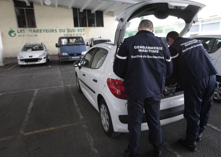 Les gendarmes de la section de recherches de la gendarmerie maritime de Toulon enquêtent depuis plus d'un an sur cette affaire.