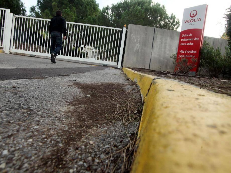 D'importants travaux de maintenance de l'usine de traitement des eaux usées ont débuté. Ils se poursuivent jusqu'au 17 décembre.