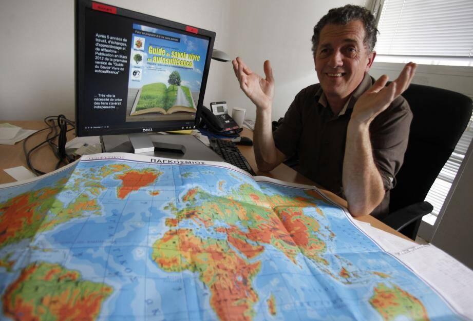 Pour Dominique Boscher, la vraie catastrophe à venir est écologique.