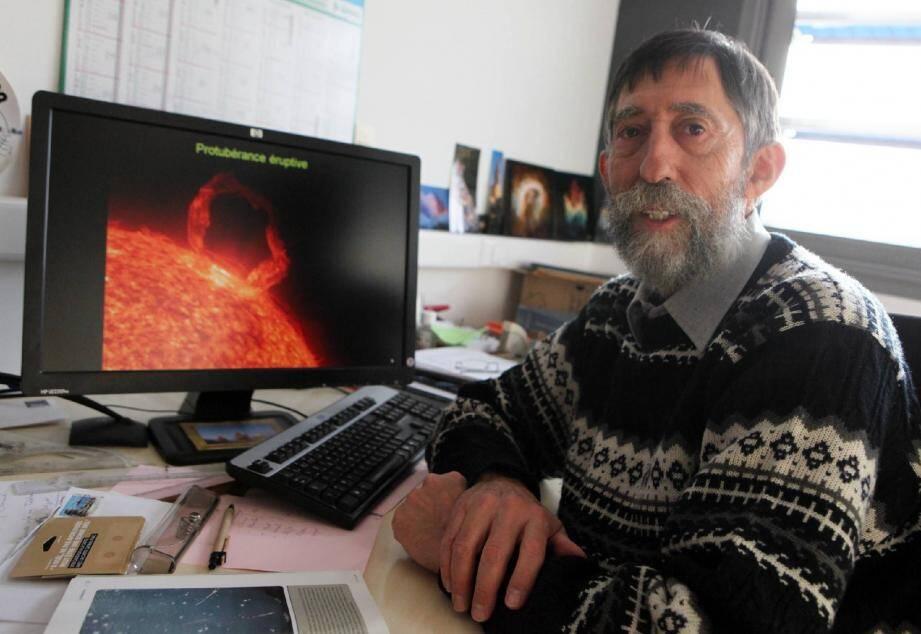 Pour l'astrophysicien Michel Marcelin, on n'a rien à redouter du calendrier Maya.