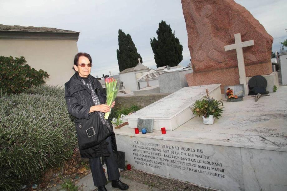 Danièle Simoni sera, le 29 décembre prochain à 9 heures, devant la stèle du Renoso au cimetière de Bastia avant de se rendre à Ghisoni avec les familles des victimes. À 18 heures, une célébration aura lieu en l'église Saint-Jean-Baptiste à Bastia.