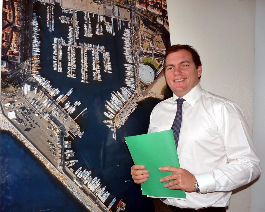 Le président du conseil portuaire a évoqué le boom de l'activité croisière en 2012.
