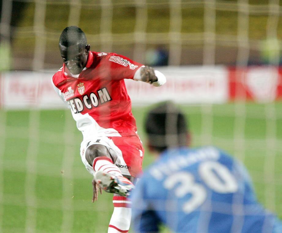 Touré et les Monégasques n'ont pas renoué avec la victoire contre Nîmes (1-1).
