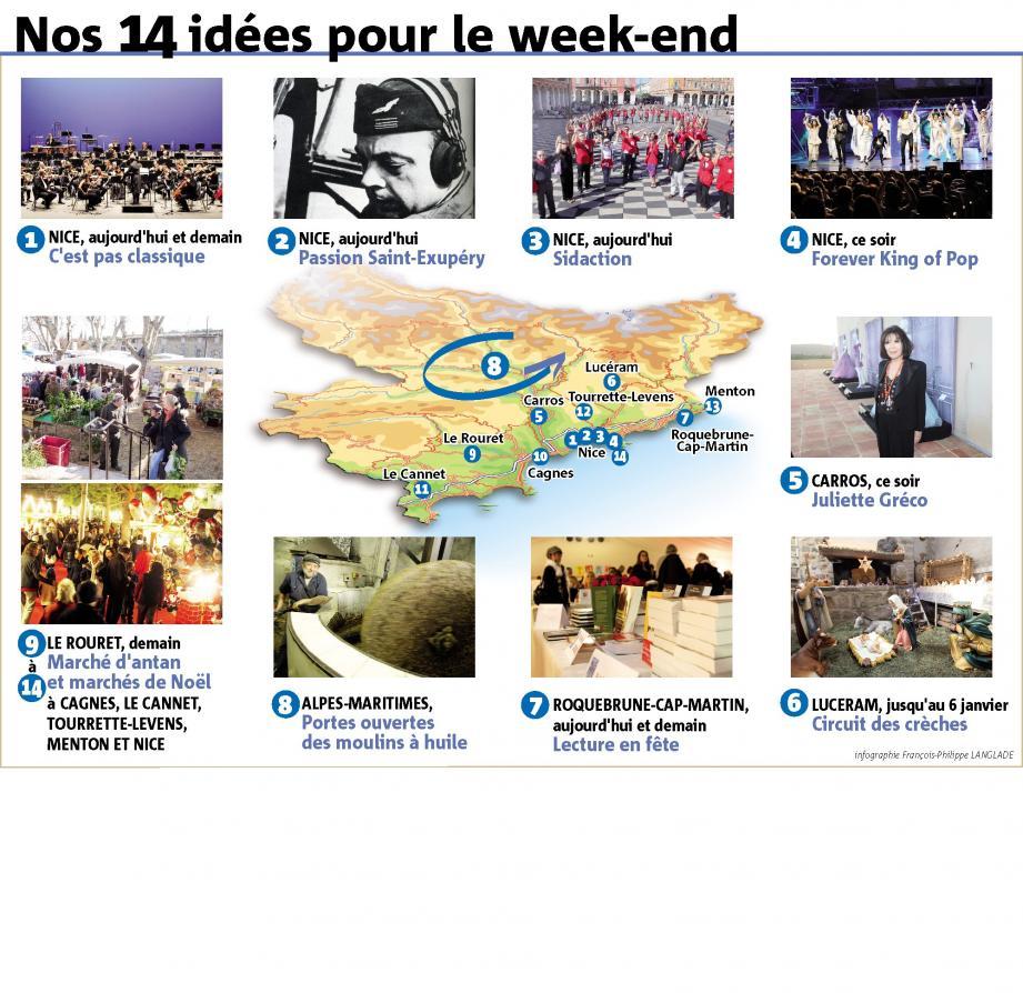 idees week end premier decembre