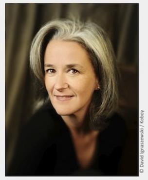 Tatiana de Rosnay, marraine de la troisième édition des Timbrés de l'orthographe