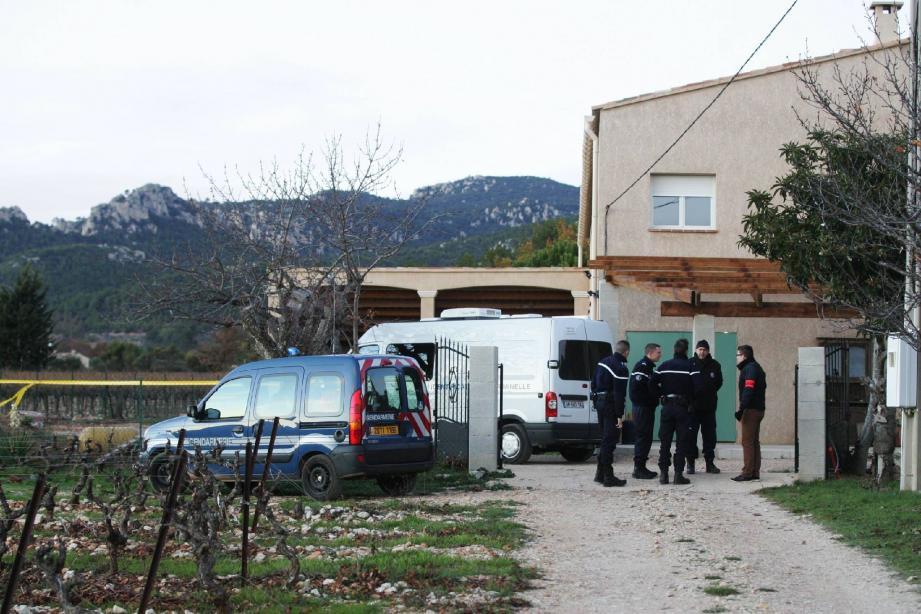 Le corps de Jean Aprin, 48 ans, était découvert le 6 décembre à La Roquebrussanne, dans le coffre de son break.