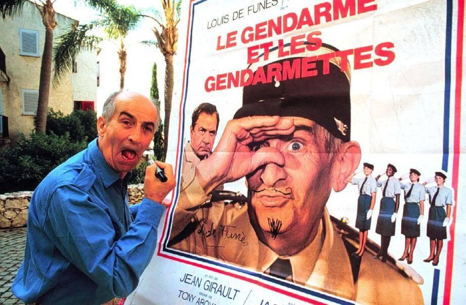Titre gendarme sur  - 19649399.jpg
