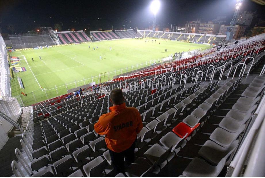 Le stade du Ray changera bientôt d'affectation, selon le souhait des habitants du quartier Gorbella.