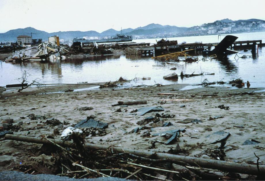 En quelques minutes, la catastrophe du 2 décembre 1959 avait fait 423 morts et disparus.