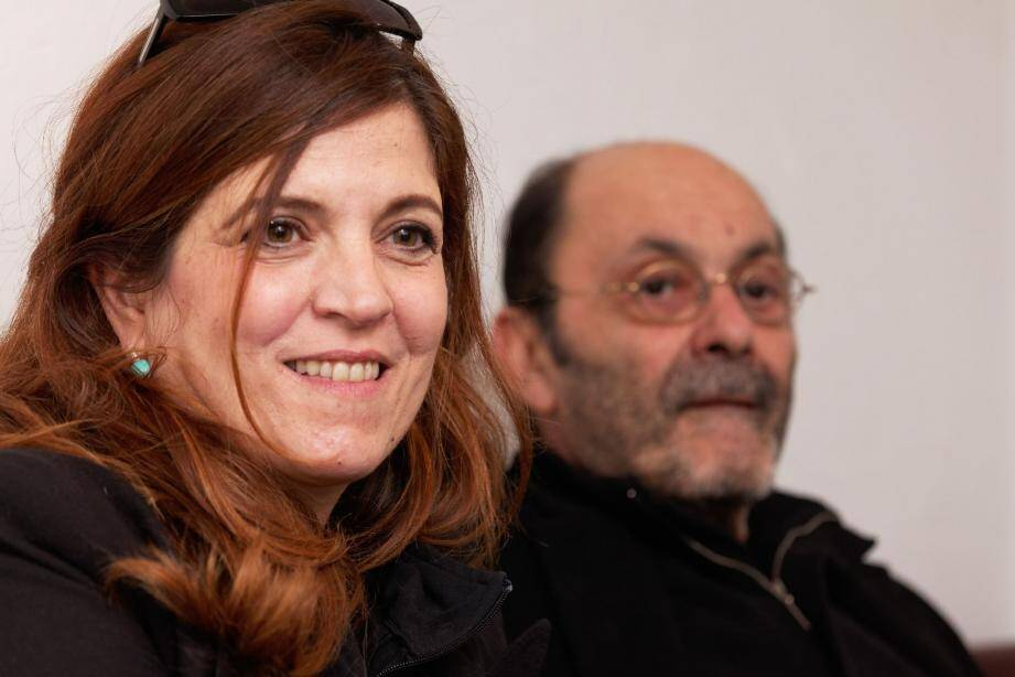 Agnès Jaoui et Jean-Pierre Bacri, désormais uniquement couple de cinéma, mais complices comme jamais pour défendre leur quatrième film commun.