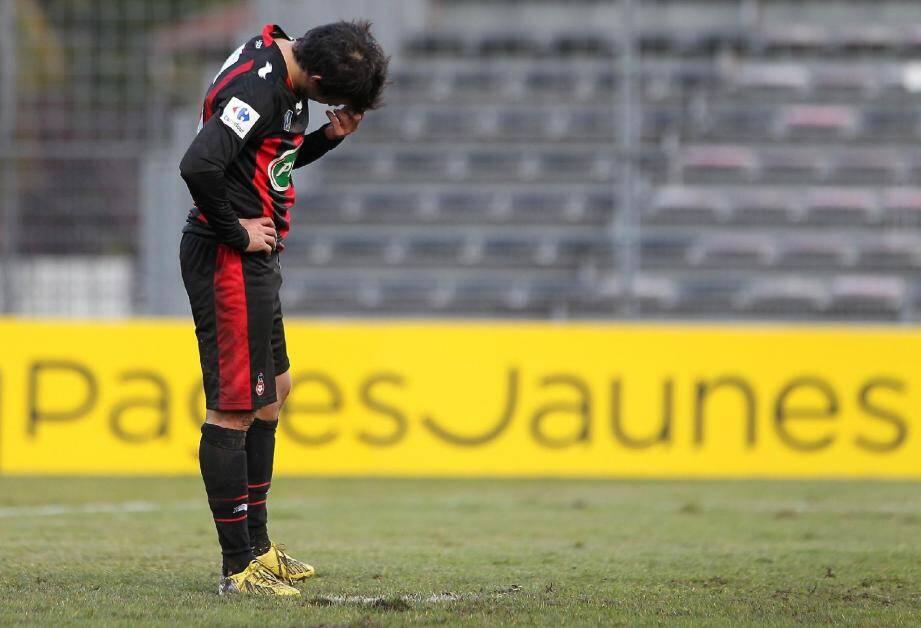 Cvitanich sur pieds pour Lorient ? Diagnostic aujourd'hui.