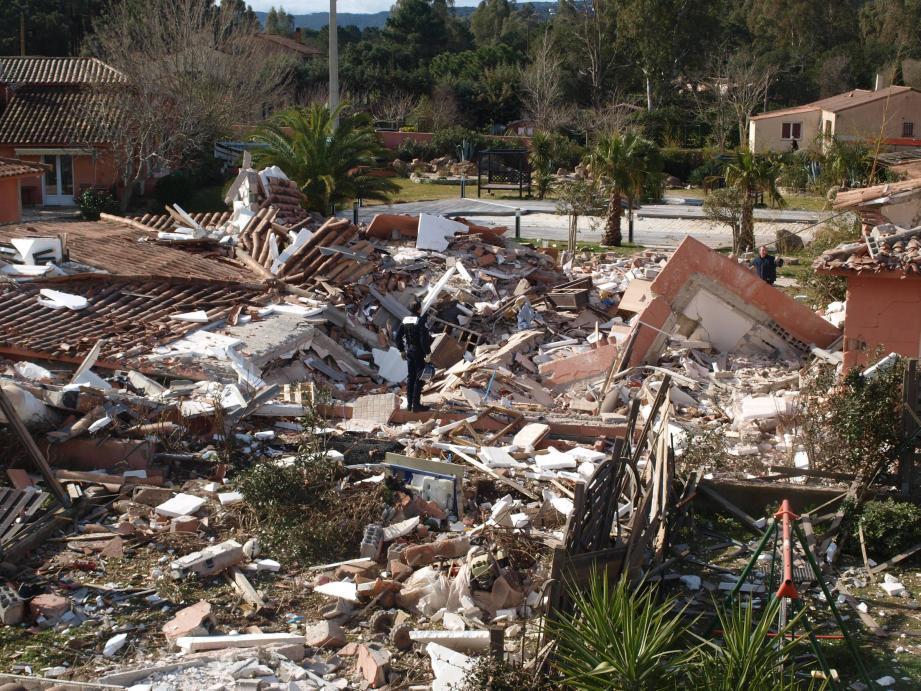 Une explosion a fait deux blessés à Palombaggia