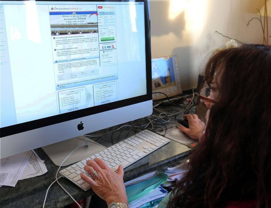 La justice monégasque a voulu marquer un grand coup, afin d'éviter la multiplication des dénigrements sur le web.
