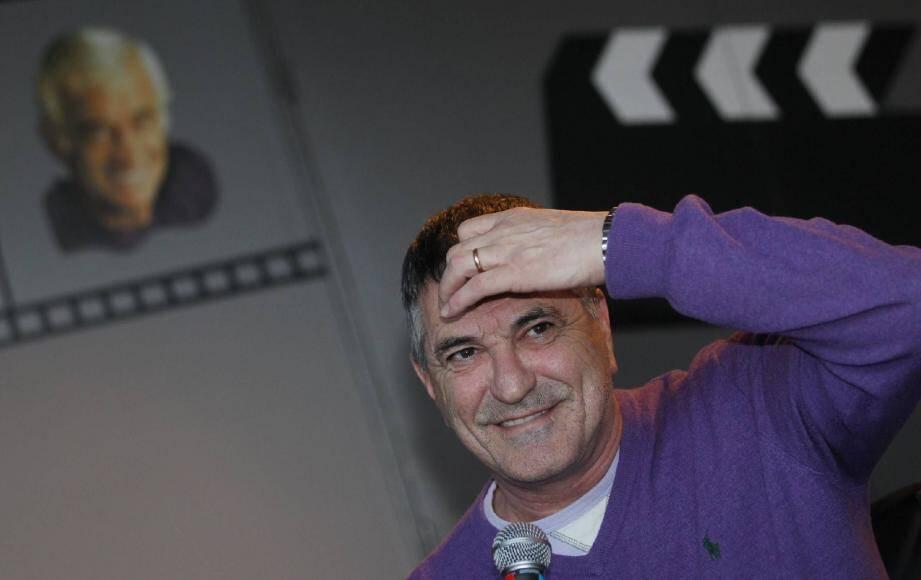 Jean-Marie Bigard face aux lecteurs de Nice-Matin au Cannet