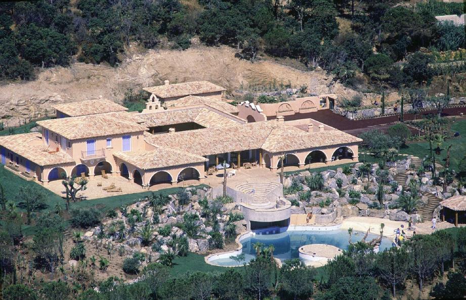 La propriété est mise à prix un million d'euros.(DR)