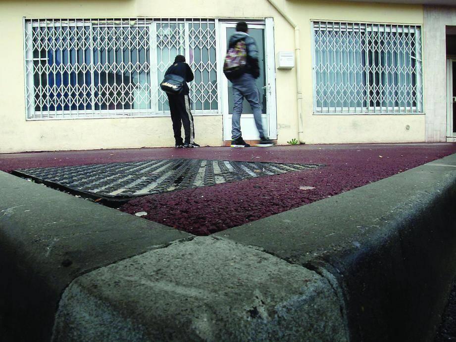 La salle de prière rue Modigliani  en plein centre-ville va bientôt fermer ses portes, après dix ans d'activités cultuelles.