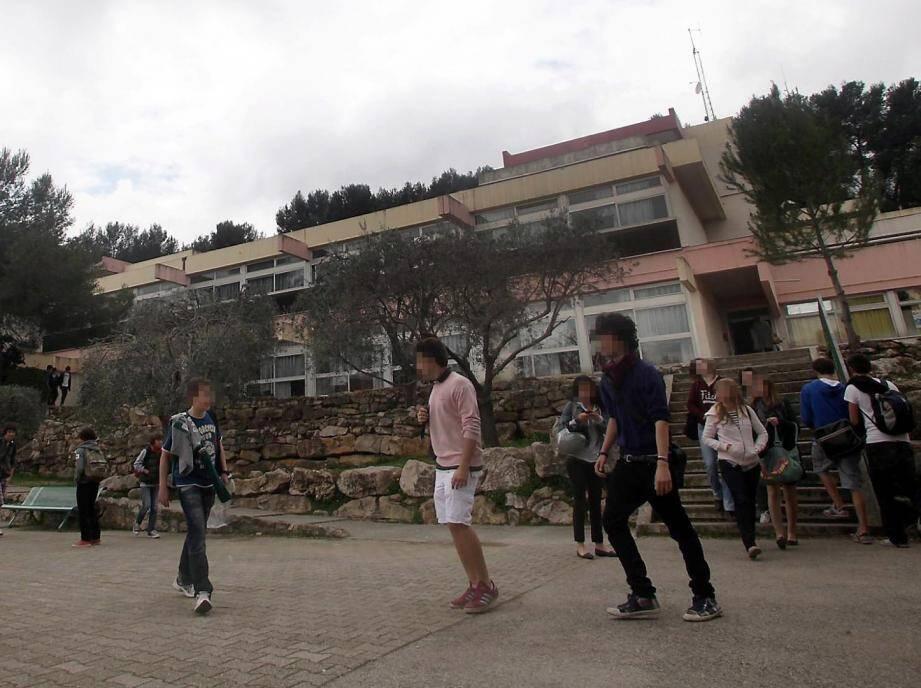 Le CIV Valbonne en tête du palmarès des lycées des Alpes-Maritimes
