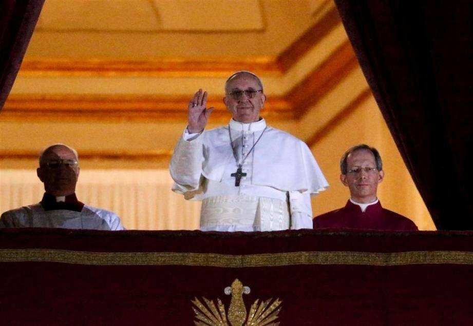 Le nouveau pape François Ier