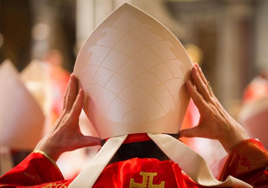 Photo illustration conclave