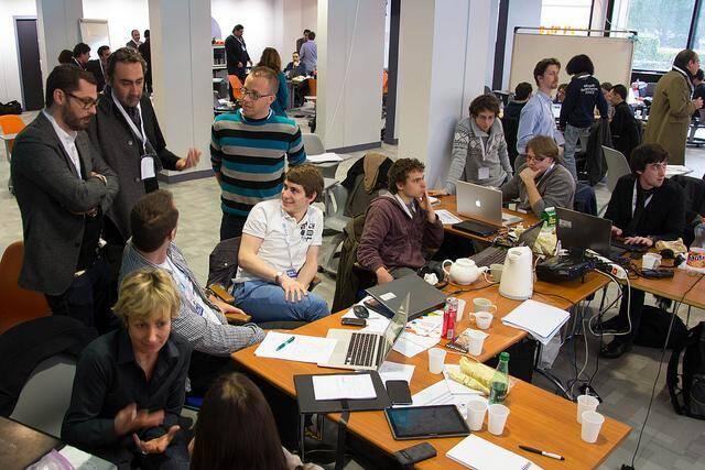 Sophia Antipolis : les vainqueurs du Start-up Weekend