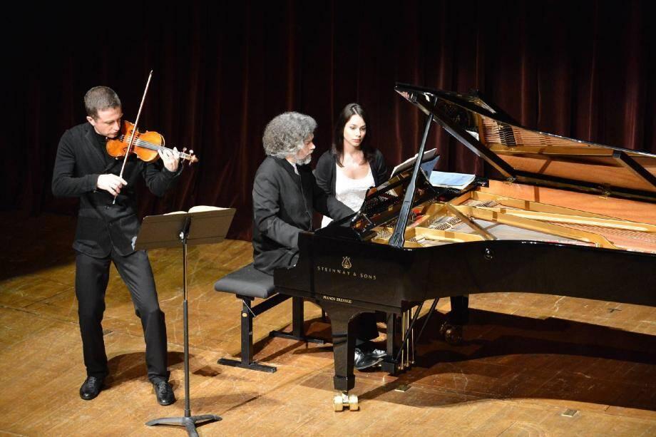 Beethoven a conclu cette 29e édition dimanche dans la salle garnier.
