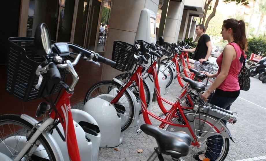 Les vélos électriques en libre service seront bientôt accessibles pour les abonnés.