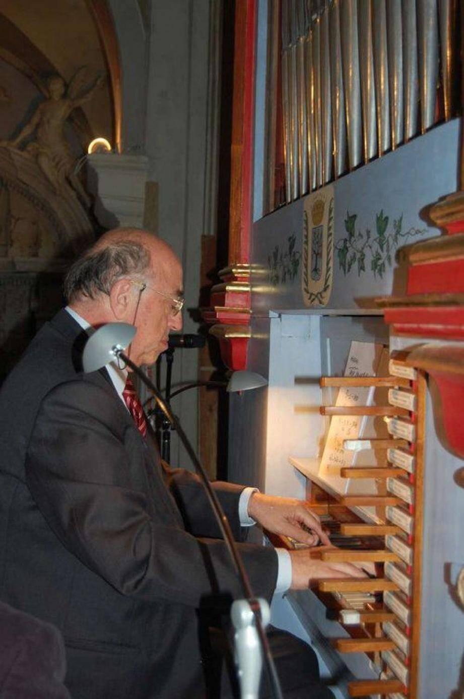 Le Printemps de l'orgue Valoncini est le rendez-vous musical des mélomanes.