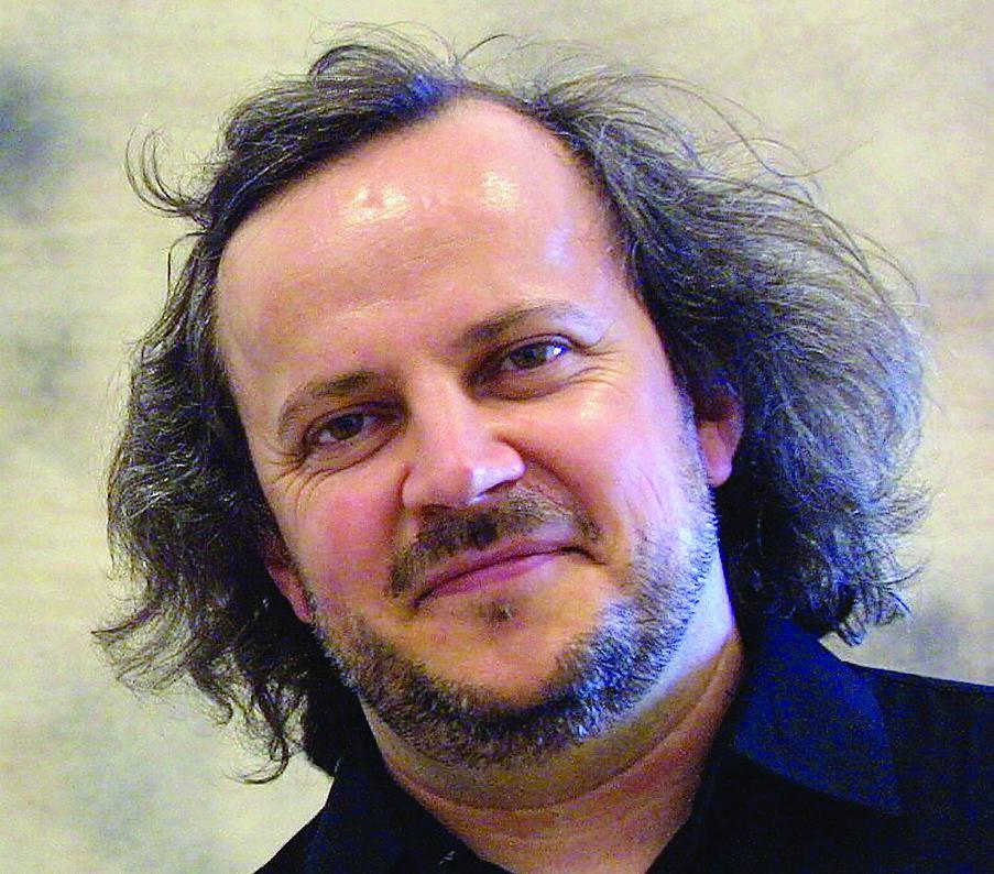 Jean-Louis Andral, le directeur du musée Picasso d'Antibes est l'un des trois commissaires de l'exposition «Monaco fête Picasso».