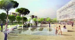 Voilà à quoi pourrait ressembler l'Eco quartier de la Villette.
