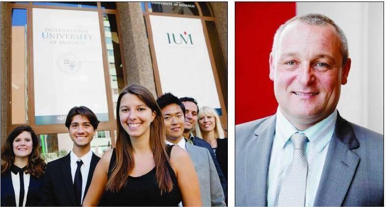 Jean-Philippe Muller compte s'appuyer sur les atouts de l'université pour accroître son rayonnement à l'international.