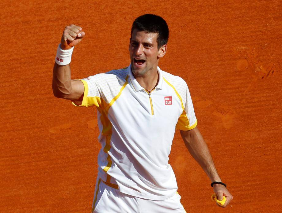 Djokovic a fait tomber Nadal aux Rolex Masters de Monte-Carlo.