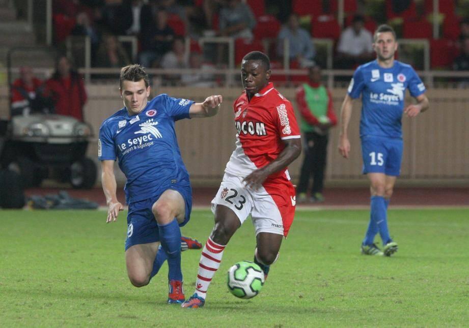 Nampalys Mendy s'est imposé comme une valeur sûre à l'AS Monaco. Reste maintenant au club à convaincre le joueur de prolonger.
