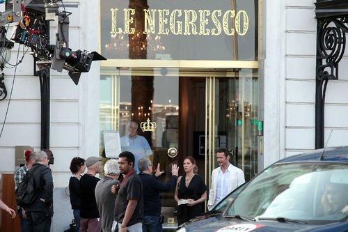En avril dernier, le tournage titanesque de La Liste de mes envies, film de Didier Le Pêcheur adapté du best-seller de Grégoire Delacourt avec Mathilde Seigner et Marc Lavoine, s'est déroulé durant quelques jours au Negresco.