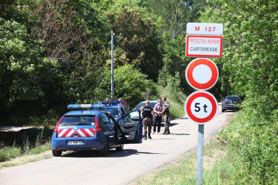 Un ou plusieurs individus ont été recherchés deux heures durant, après le braquage d'une prostituée le long de la N7.