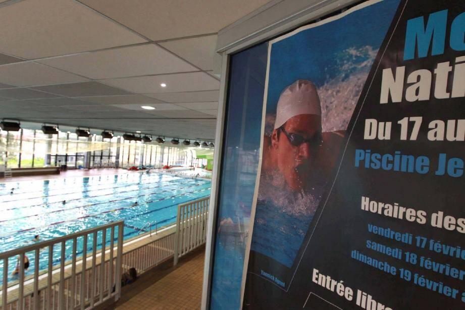 Hier, les remous provoqués dans le bassin de la piscine Jean-Bouin, n'étaient pas forcément ceux auxquels on pense…