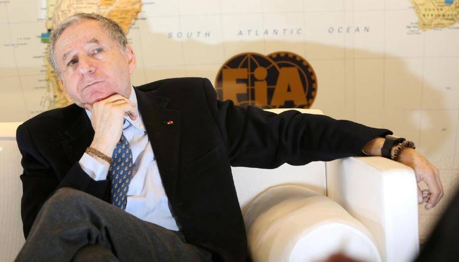 Jean Todt : « Monaco, c'est le - 21190162.jpg