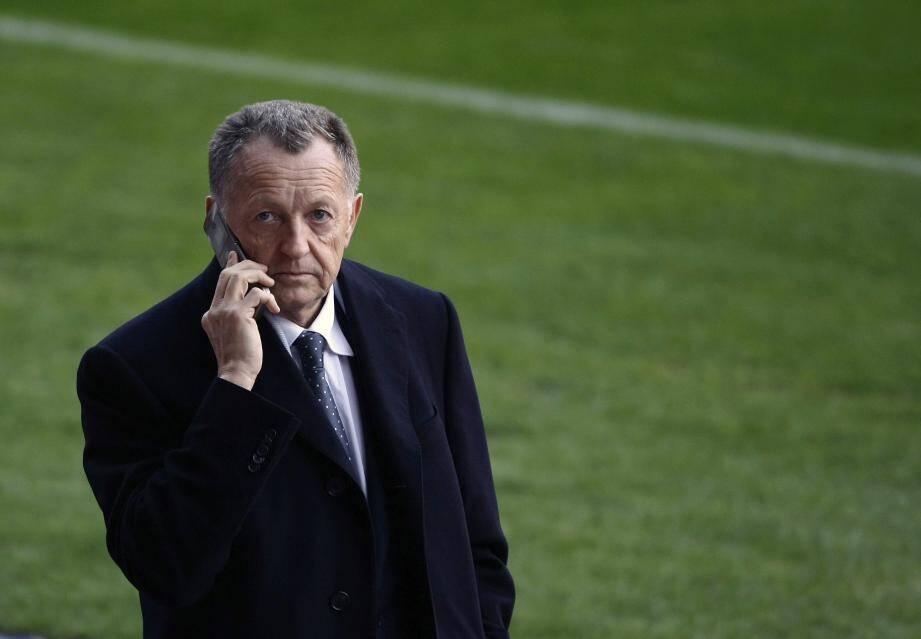 Jean-Michel Aulas n'a pas attendu bien longtemps pour lancer les hostilités avant le match entre Nice et Lyon prévu le samedi 18 mai (21 heures).