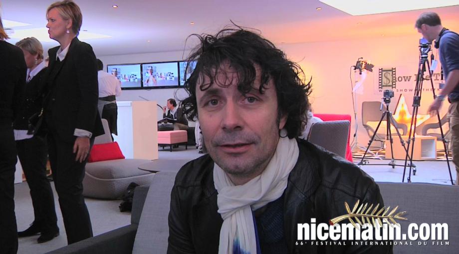 Christophe Carrière, Chroniqueur dans l'émission Touche pas à mon poste sur D8, et rédacteur cinéma pour l'hebdomadaire l'Express.