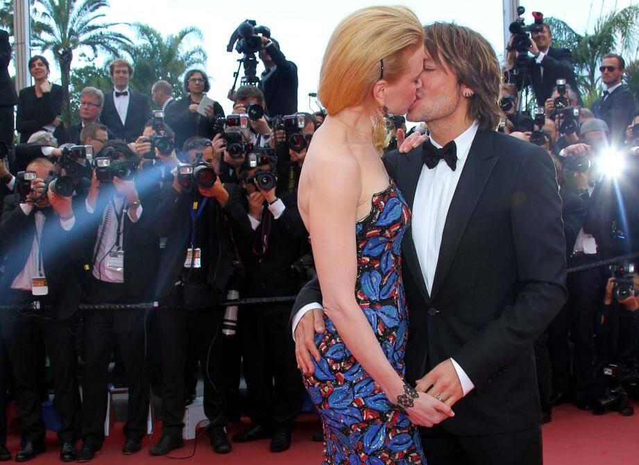 Nicole Kidman et Keith Urban_66e Festival de Cannes