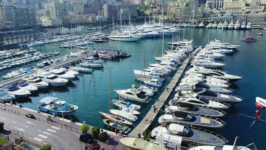 Wifi port Monaco