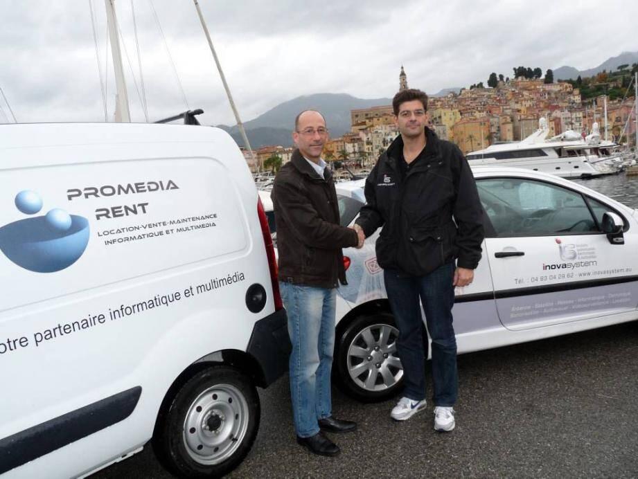 Aides aux entrepreneurs par Initiative Menton Riviera