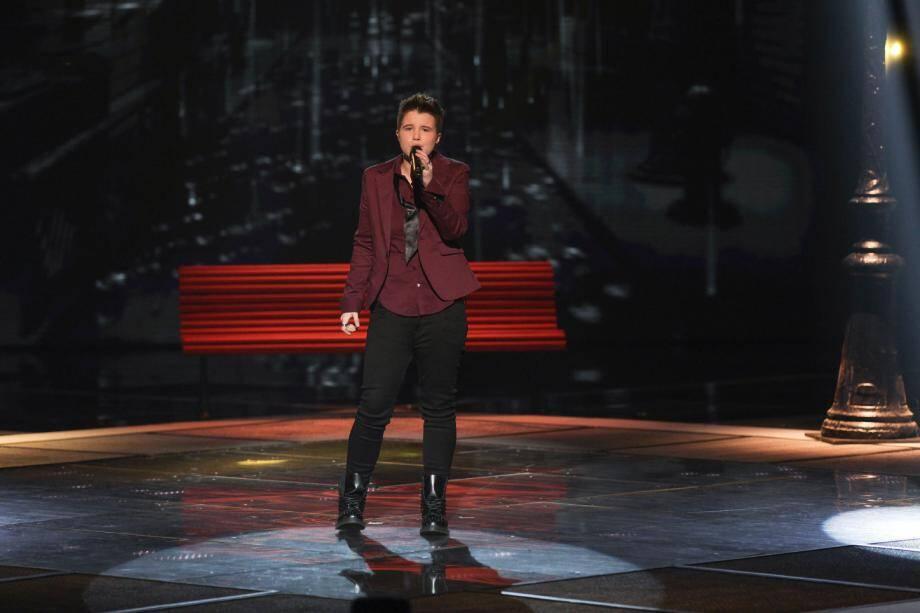 La Canettane Loïs en demi-finale de The Voice